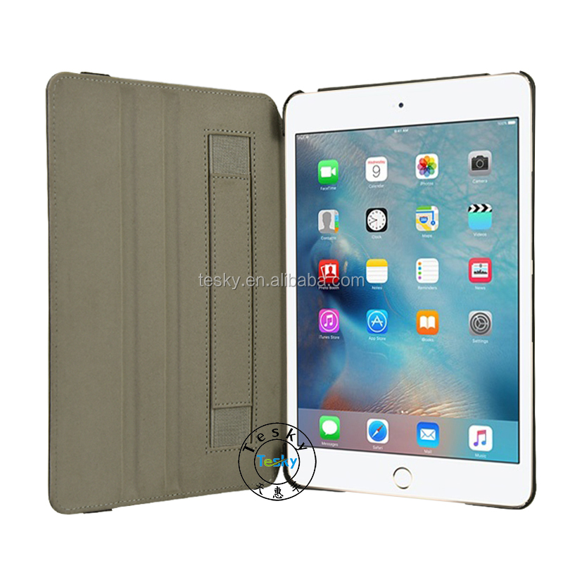 Tablet Sleeve For Ipad Mini 4 Case Cover , For Ipad Mini 4 Leather Case Skin Cover