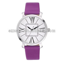 2014new design leather strap wrist watch,fashion leather diamond watches for Christmas gift,colorful watches for ladys