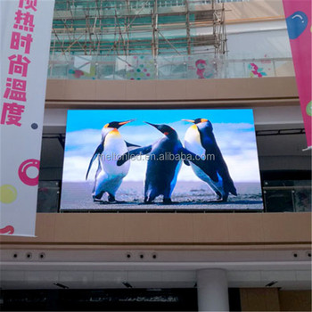 Full Color Video Led Screen For Kk Mall P12 Outdoor Led Display Led Running Message Sign Shenzhen Factory