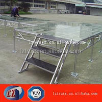 cheap concert used portable stage for sale mobile stage