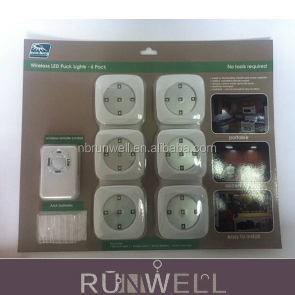 Image Result For Battery Operated Puck Lights With Remote