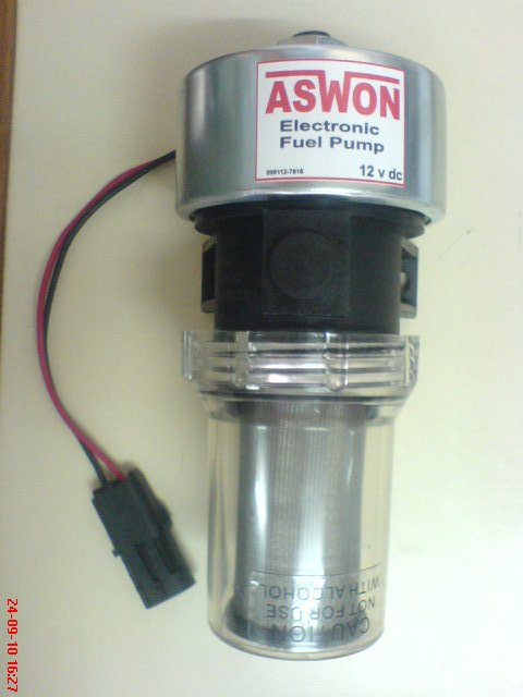 ASWON ELECTRONIC FUEL PUMP