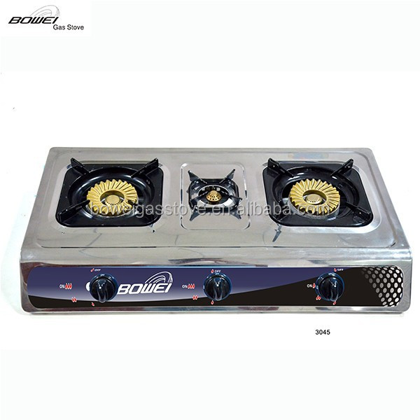 China new design popular home trends gas stove