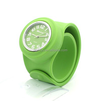 Promotional Cheap Silicone Custom wrist-worn digital bracelet watches