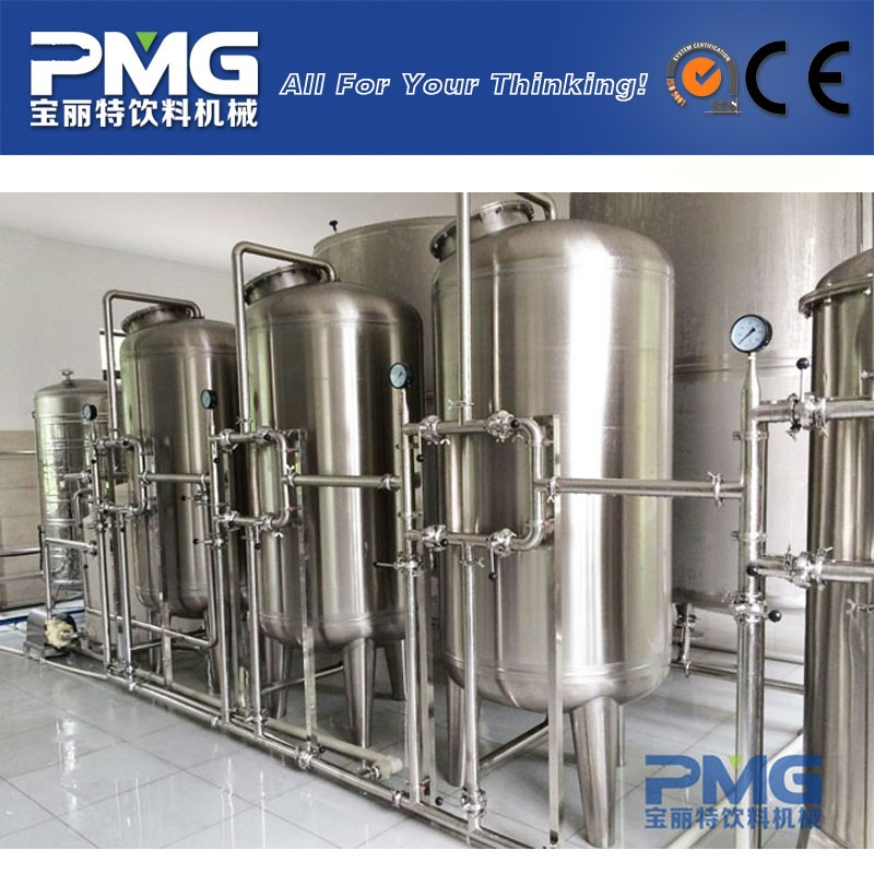 Competitive price PMG uv led pure water treatment plant for 6000L/H