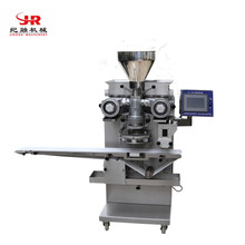 Double Filling Food Forming Machine/Automatic Double Stuffing Cookies Encrusting Machine