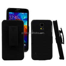 new product hard case holster kickstand belt clip case for Blackberry Tour 9630 Bold 9650