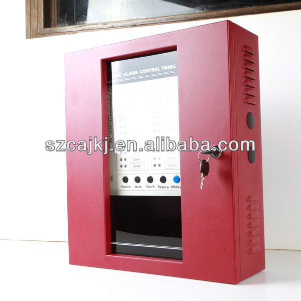 security products 8 zones fire control panel security equipment