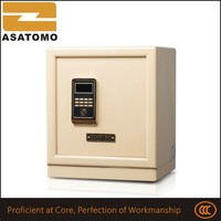 Modern low price give an alarm safes professional manufacturer digital metal portable gun safe case