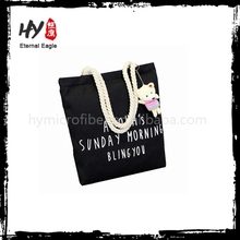 Brand new light canvas tote bag with low price