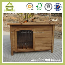 SDD06S Chinese timber dog kennel