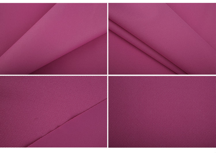 Backpack material PVC coated 600D polyester printed waterproof fabric