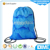 Cheaper and high quality polyester drawstring bag for shoes