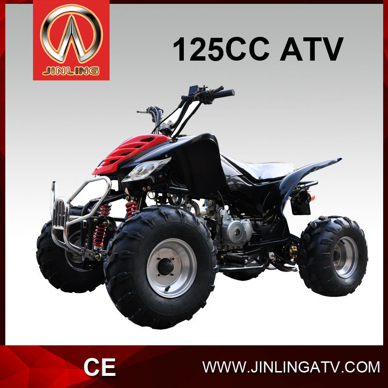 JLA-11-08-125cc atv loncin 50cc kinroad atv 650 hot sale in Dubai