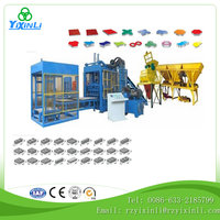 full automatic concrete block making machine manufacturer prices