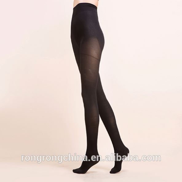 Wholesale Elastic Varicose Tights Medical Compression Tights/Pantyhose 8202