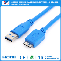 USB 3.0 am to micro usb cable 6ft