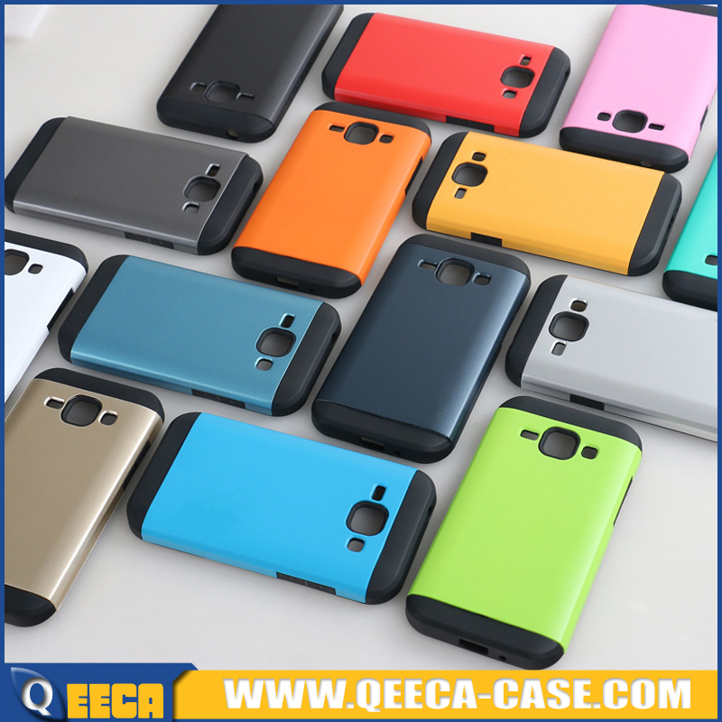 China supplier PC&TPU case, G530 slim armor case, cover case for samsung galaxy grand prime