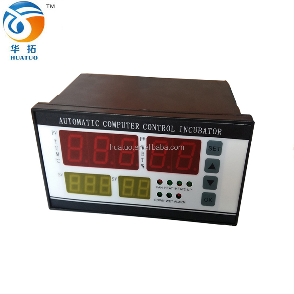 Incubator controller specially for small industrial incubator 24~5280eggs XM-16