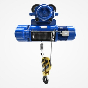 Hot Sell High quality 1 ton 2 ton 3ton electric wire rope hoist with low price