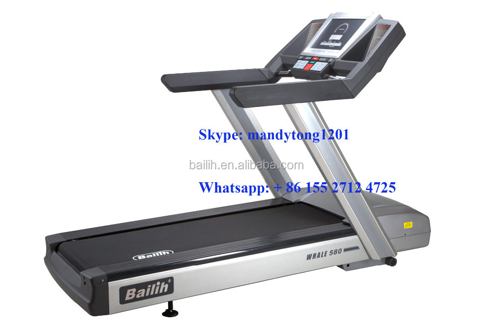 professional treadmills/ best commercial treadmills for gyms /refurbished commercial treadmill Model 580