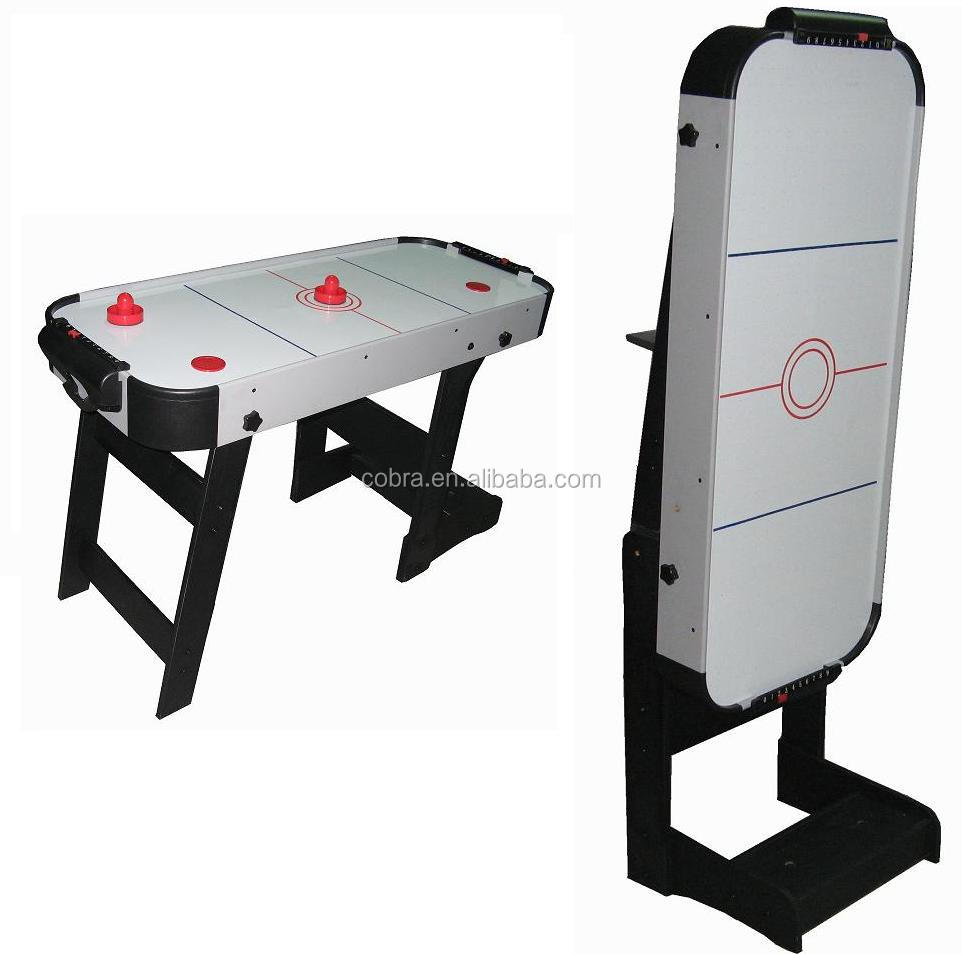 KBL-B932 4ft foldable air hockey table for kids funning
