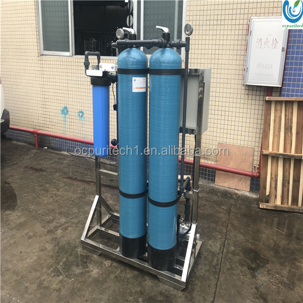 industrial reverse osmosis water purifiers vending machine for water purification