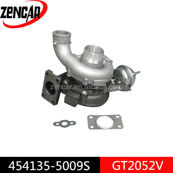 454135-0009 454135-9009S turbo K18 Material for Passat B5 2.5L TDI Turbocharger