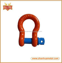 Marine Hardware Adjustable Screw Pin Anchor Bow Shackle
