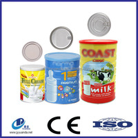 China Manufacture Tin Can For Powder Milk