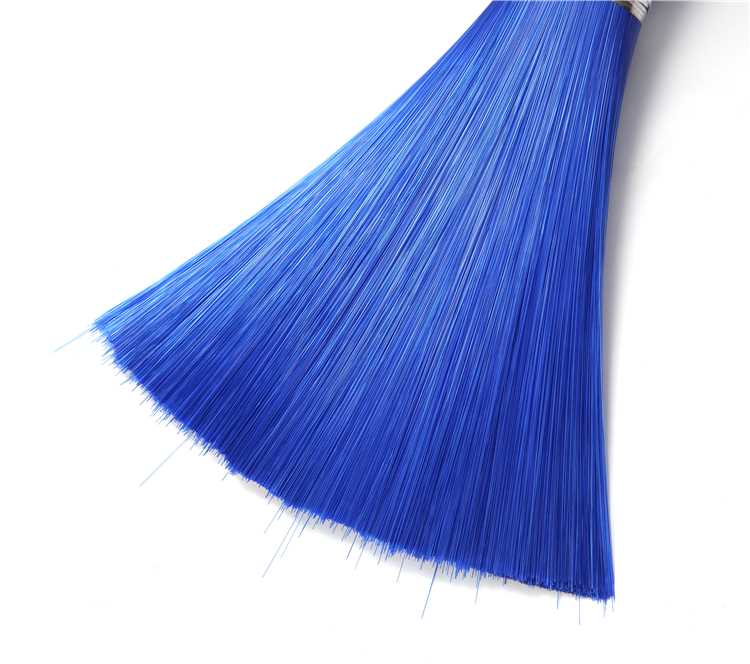 PBT monofilament for acid resistant brush