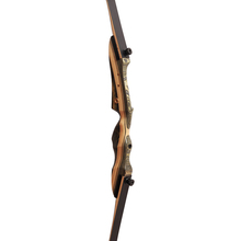 wood target shooting recurve bow for beginners, whole archery bow and arrow in China