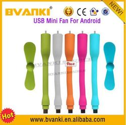 For Android Cell Phone and iphones Mini Cooling fan