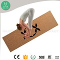 Anti Tear Natural No Slipping Cork Yoga Mat With Excellent Grip And Comfort