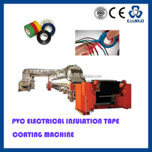 PVC ELECTRICAL INSULATION TAPE COATING MACHINE,electrical tape making machine