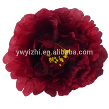 Artificial cheap artificial flower head For Decoration