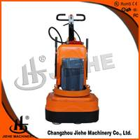 7.5 KW siemens motor concrete floor grinder with vacuum for concrete epoxy (JHY-600)