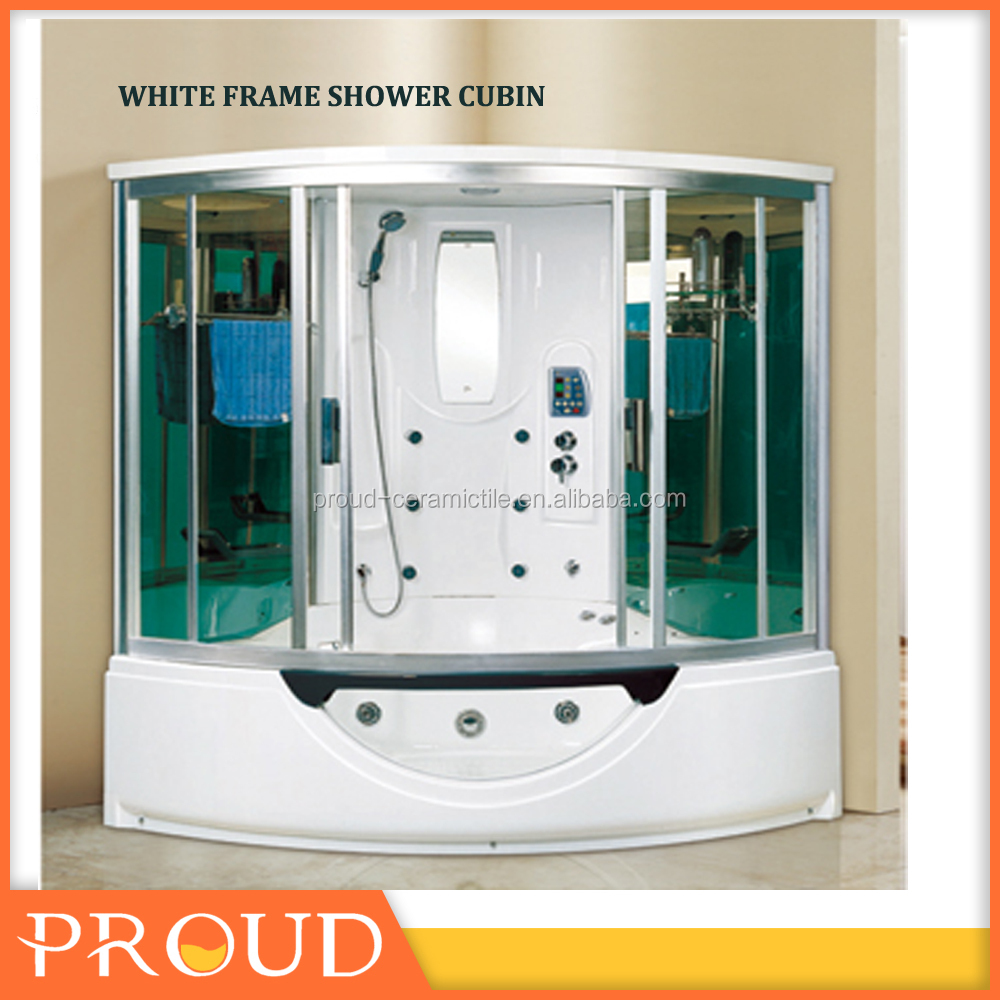 Bath and steam computer shower room bathroom shower design/sauna room