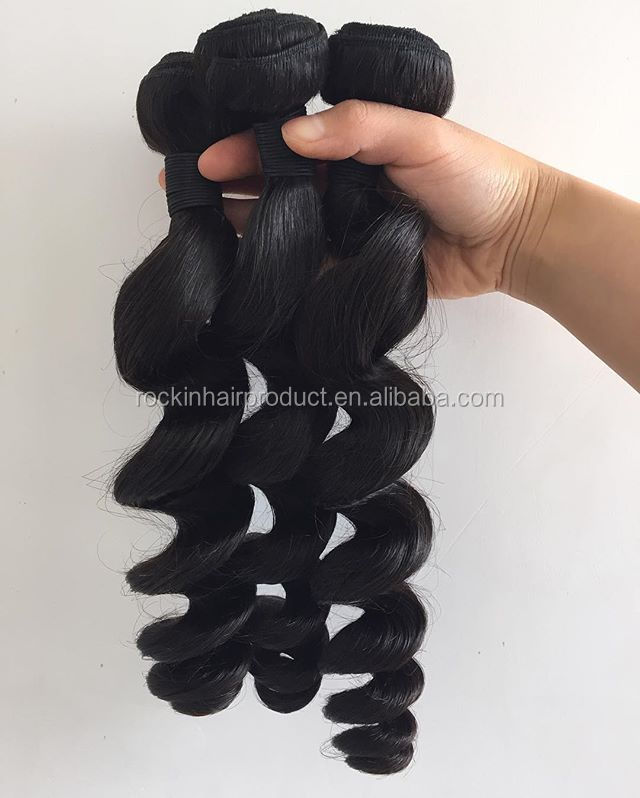 Indian remy hair , free weave hair packs remy human hair product, unprocessed raw virgin indian hair