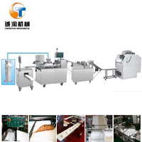 New type naan automatic industrial commercial bread making machine