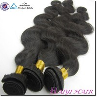 Large Stock Immediate Delivery Virgin Brazilian Tight Body Wave Hair