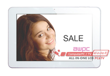 AWPC Allwinner A23 Dual Core 1280*800 IPS 10 point touch 10.1''android tablet pc