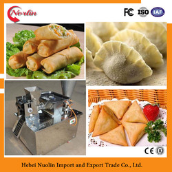 sample operation hand samosa machine de pliage