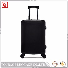 Unique 3pcs spinner luggage set , cheap pc travel luggage set