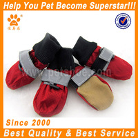 Dog rain boot, waterproof dog boots, pet shoes for adult dog