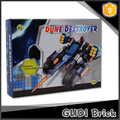 Dune destroyer 223 PCS ABS bricks toys for kids
