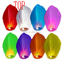 China Eco Friendly candle air balloons kongming paper wishing flying fly sky lantern
