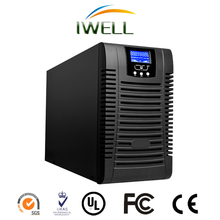 CE Series lcd 3kva battery backup online ups manufacturer