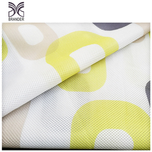 Custom high quality 100% polyester 3d printed fabric materials