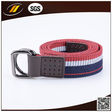 Newest Colorful Leather Braided Rope Belt for Man Design China Manufacturer